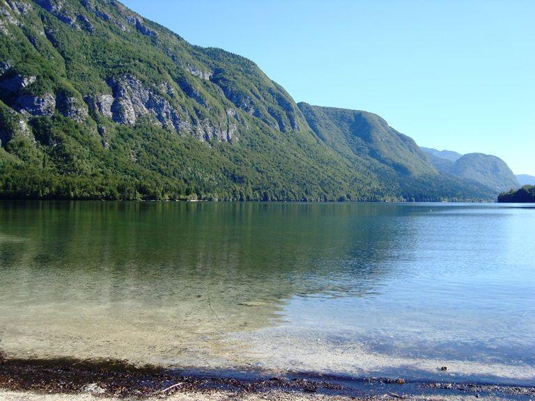 jezioro Bohinjsko