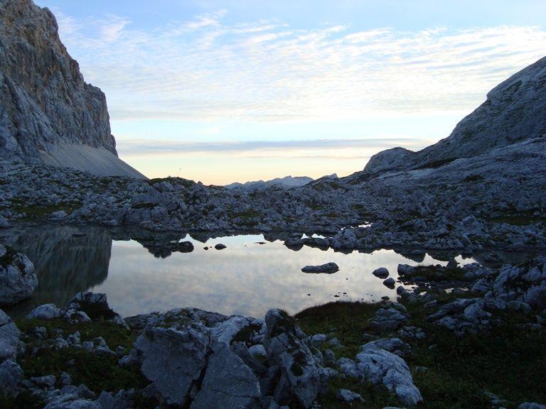 Triglavski Park Narodowy - zmrok
