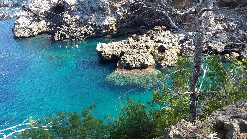 Majorka morze