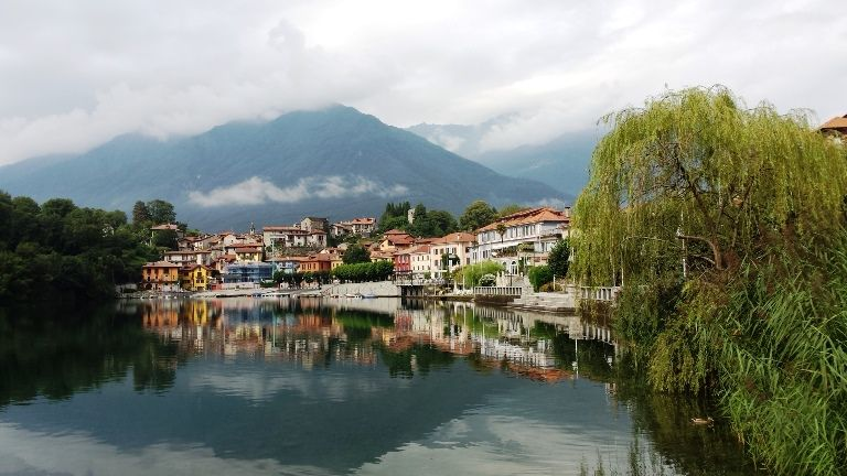 Lago Maggiore – zwiedzanie okolicy i wędrówki po górach
