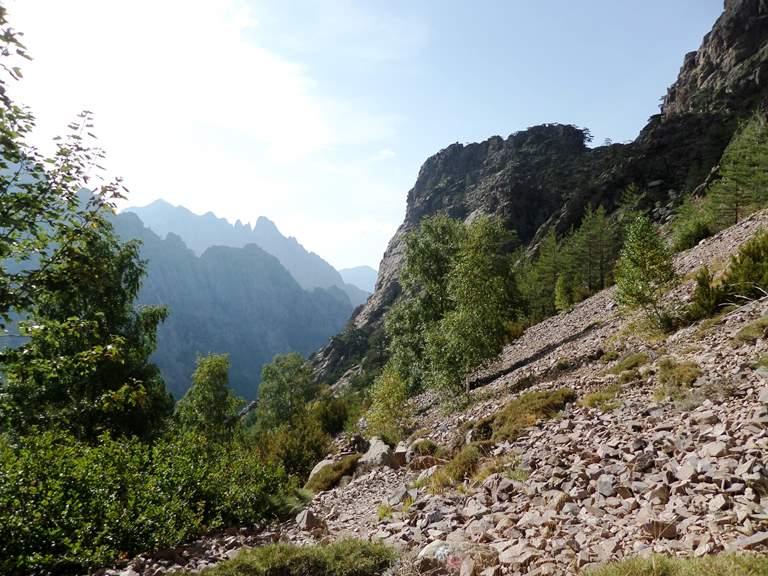 Korsyka – wędrówki piesze i zwiedzanie