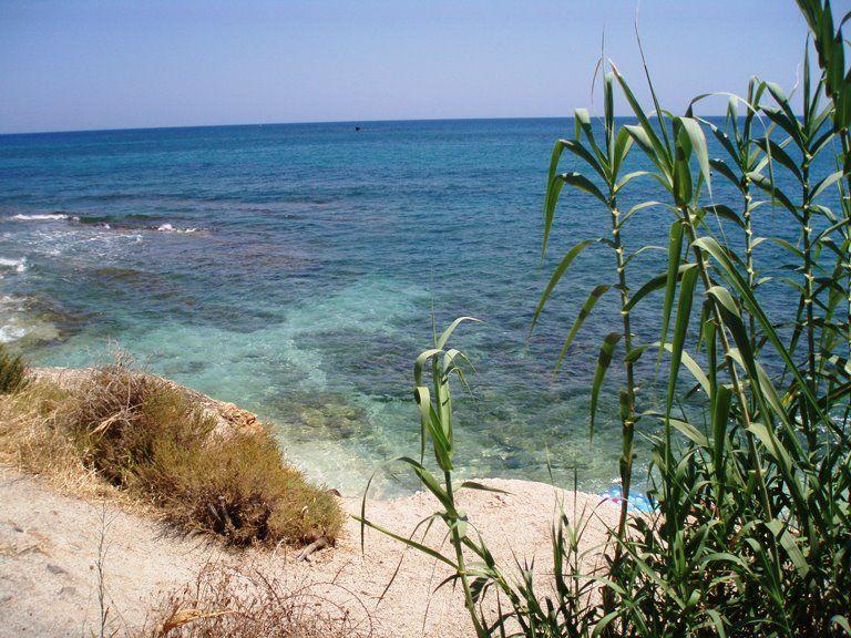 Kreta - wybrzeże