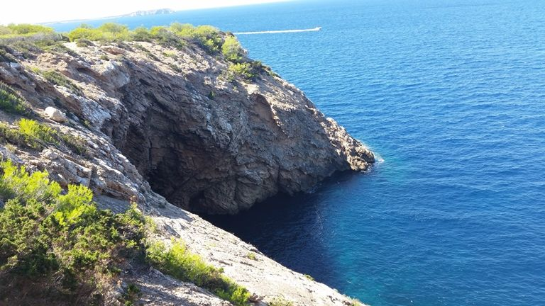 Ibiza - wybrzeże