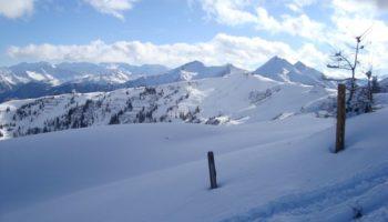 Bad Gastein - skiroute