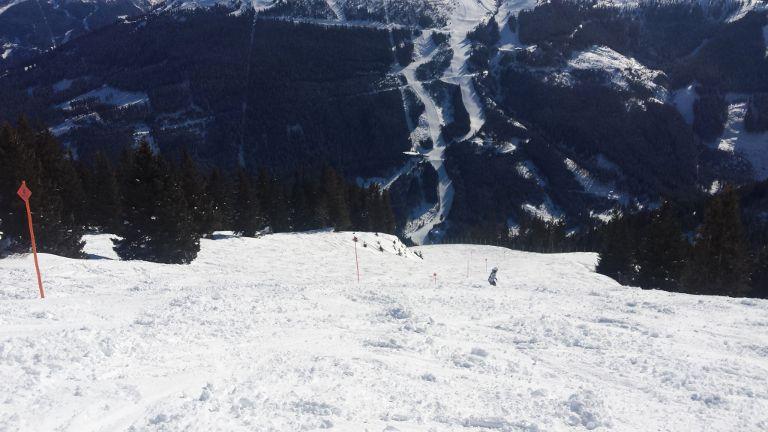 Gastein - skiroute