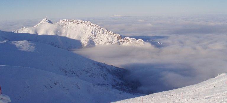 Kasprowy Wierch zimą – weekend na nartach