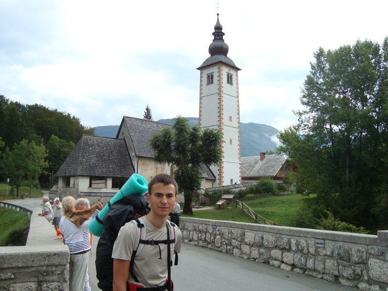 Słowenia - Bohinj