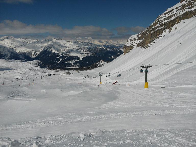 Snowpark w Val di Sole