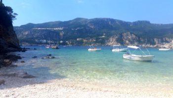 Plaża Limni