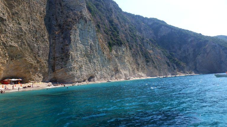 Paradise beach Korfu