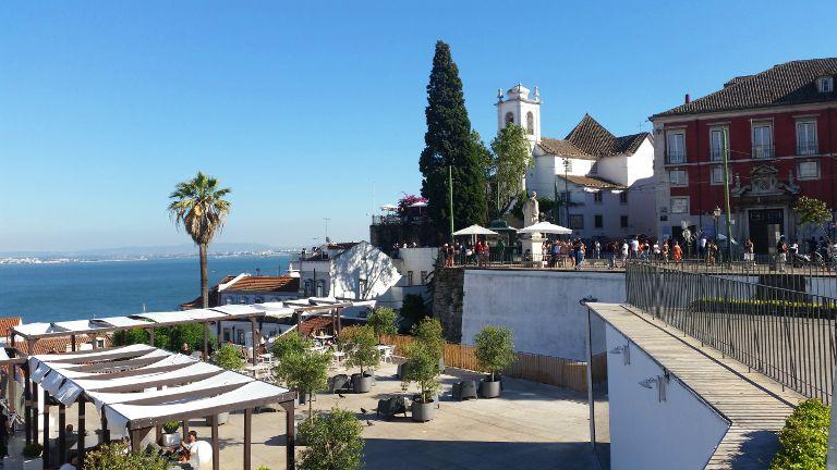 Punkt widokowy Portas do Sol