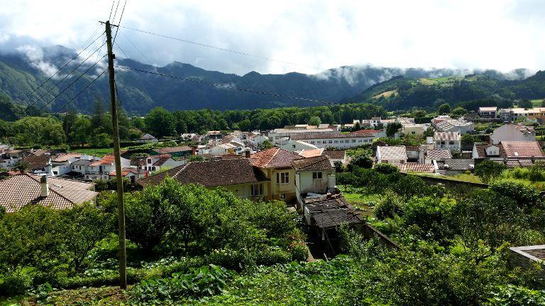 Miasteczko Caldeiras
