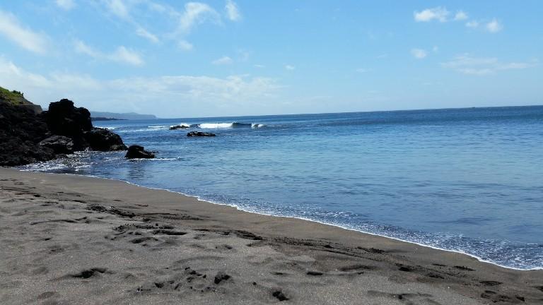 Plaża Sao Roque