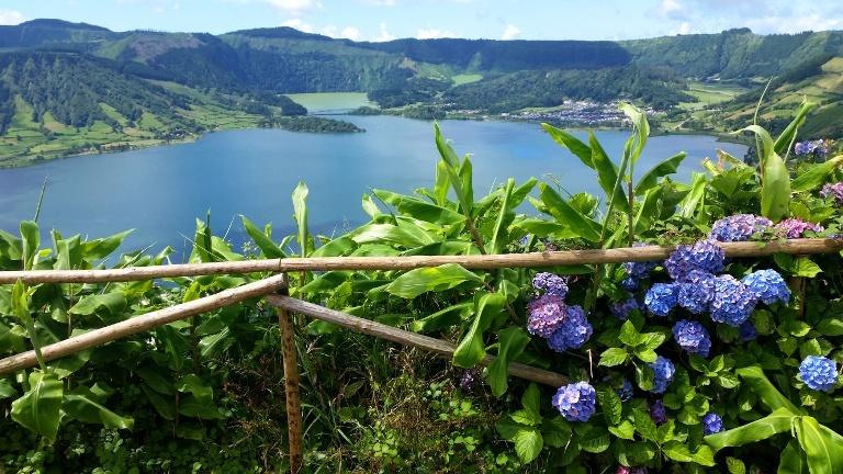 Sao Miguel, czyli zielone przez cały rok Azory