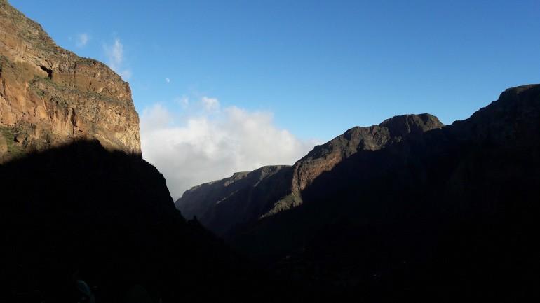 Gran Canaria - góry