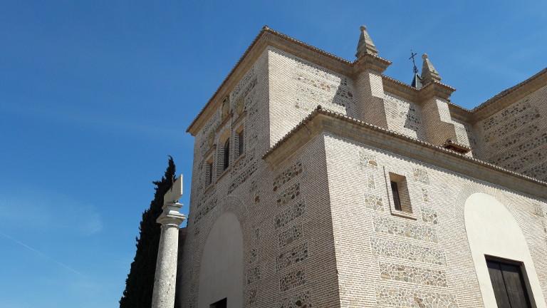 Iglesia de Santa Maria de la Alhambra