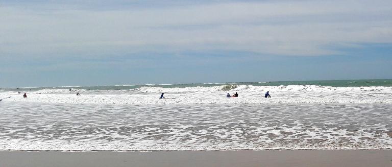 Kadyks - surfing