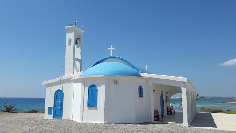 Kościół w Ayia Thekla