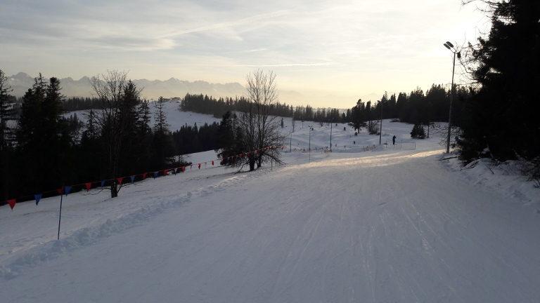 Warunki narciarskie w Białce Tatrzańskiej