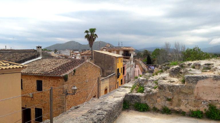 Alcudia stare miasto
