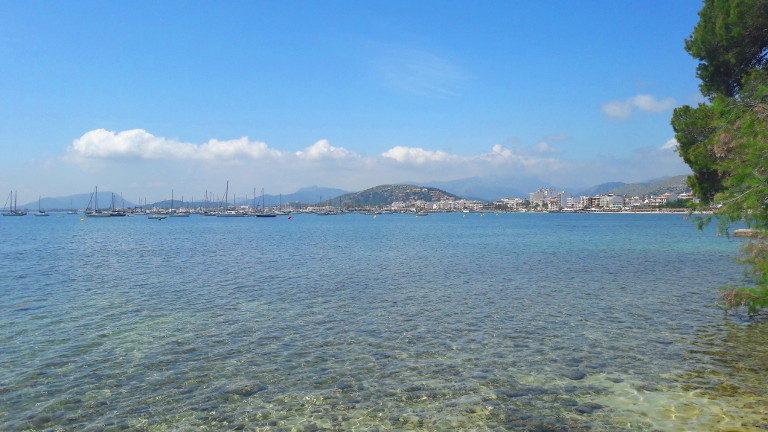 Port de Pollenca – spokojna miejscowość na Majorce