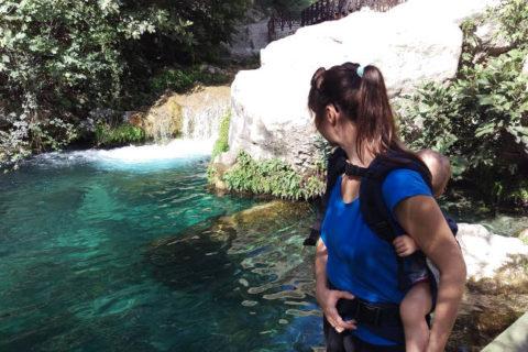 Las Fuentes del Algar – naturalne górskie baseny niedaleko Walencji