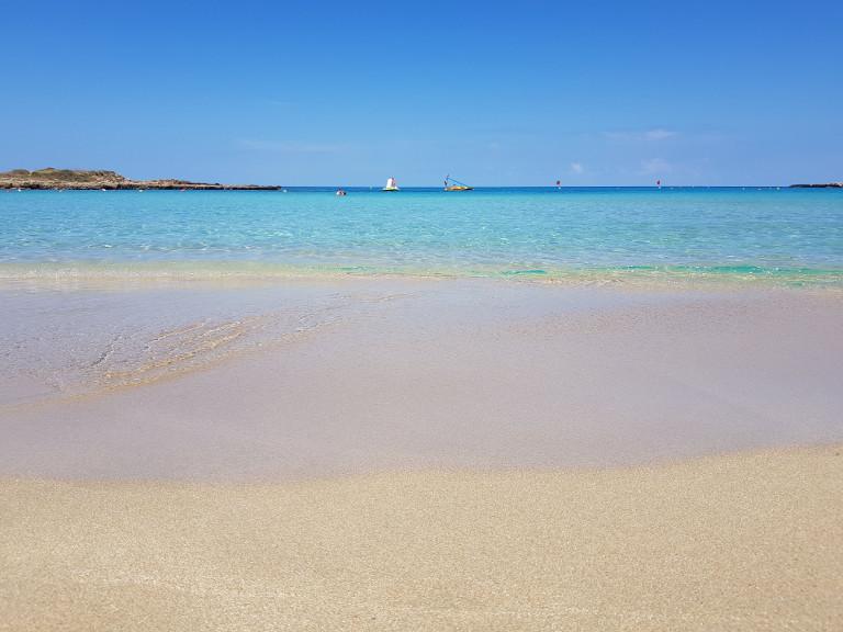 plaża Fig Tree na Cyprze
