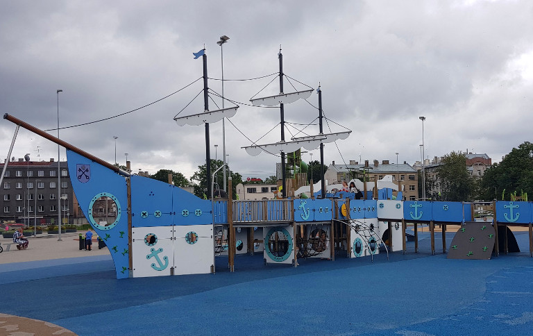 Rīgas Rotaļu Laukums