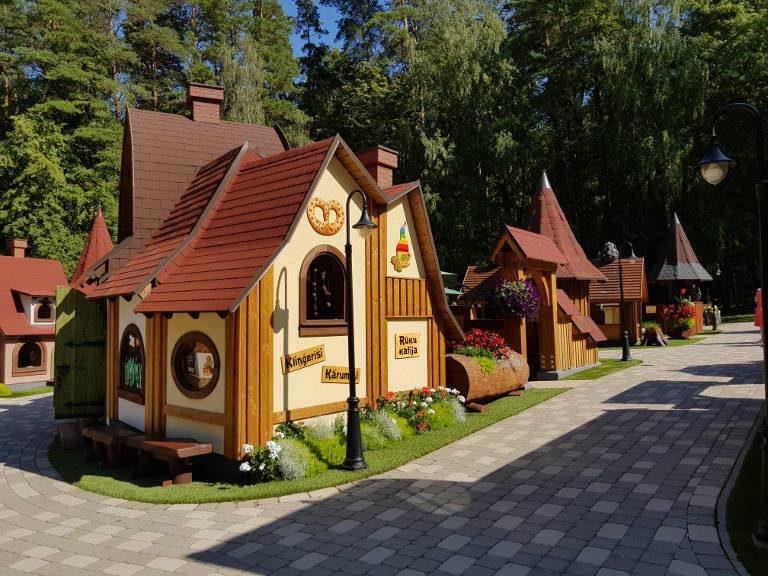 Atrakcje dla dzieci na Łotwie