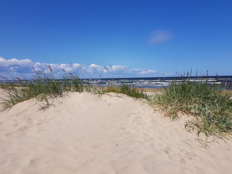 plaża w Jurmale