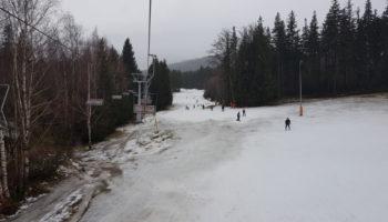 Ski Arena Szrenica - Puchatek w styczniu