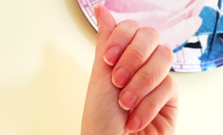 japoński manicure