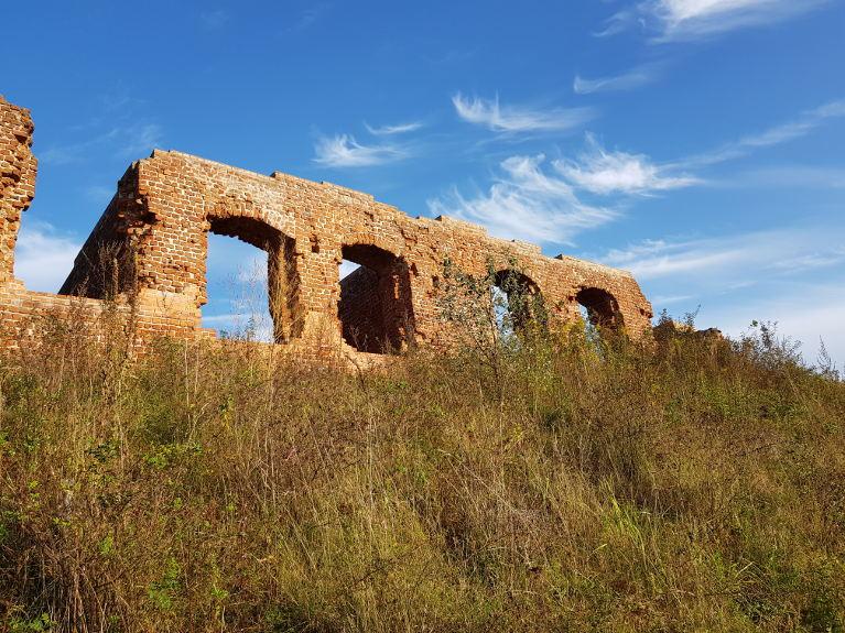 Ruiny w Sochaczewie